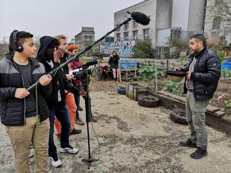 outil-pédagogique-fiche-support-de-cours-documentaire-DVD-film-écologie-quartiers-populaires-banlieues-youth-for-climat-marche-pour-le-climat